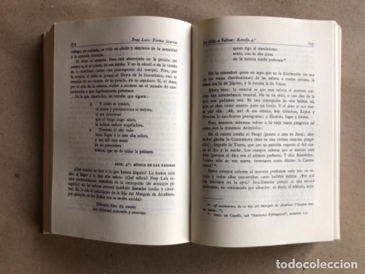 Libros de segunda mano: POESÍA ESPAÑOLA, ENSAYO DE MÉTODOS Y LÍMITES ESTILÍSTICOS. DÁMASO ALONSO. ED. GREDOS 1981. - Foto 4 - 131847514