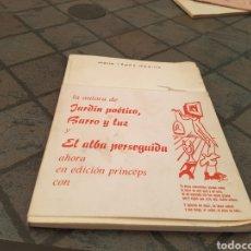 Libros de segunda mano: LOS MÚLTIPLES SENDEROS - MARÍA DE MOLINA. Lote 132206670