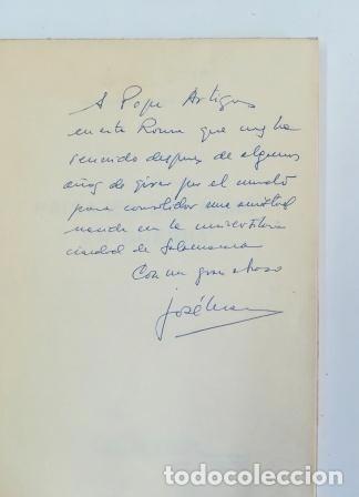 Libros de segunda mano: PAISAJES DEL ALMA EN GUERRA.- JOSÉ MARÍA ALONSO GAMO (1963) DEDICATORIA - Foto 2 - 132595414