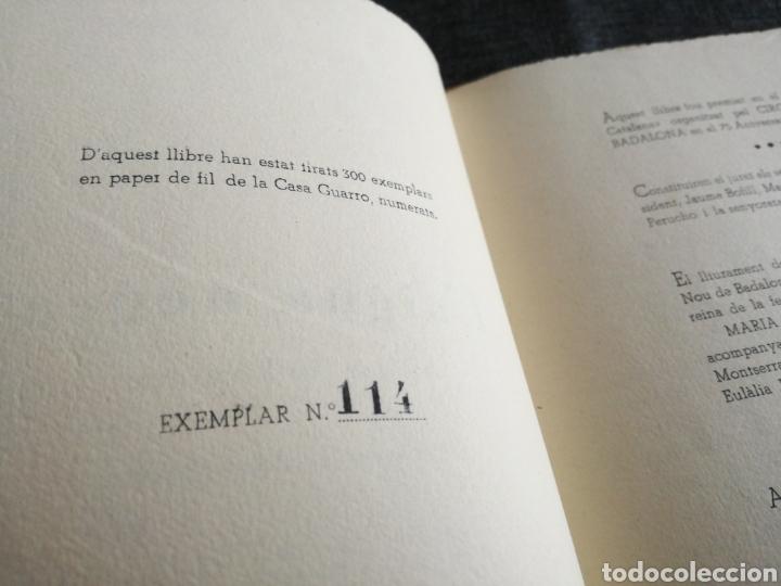 Libros de segunda mano: LAIGUA NEGRA - RAMON FOLCH I CAMARASA , EDICIÓ NUMERADA - IL. JOSEP GRESELY - Foto 3 - 135585014