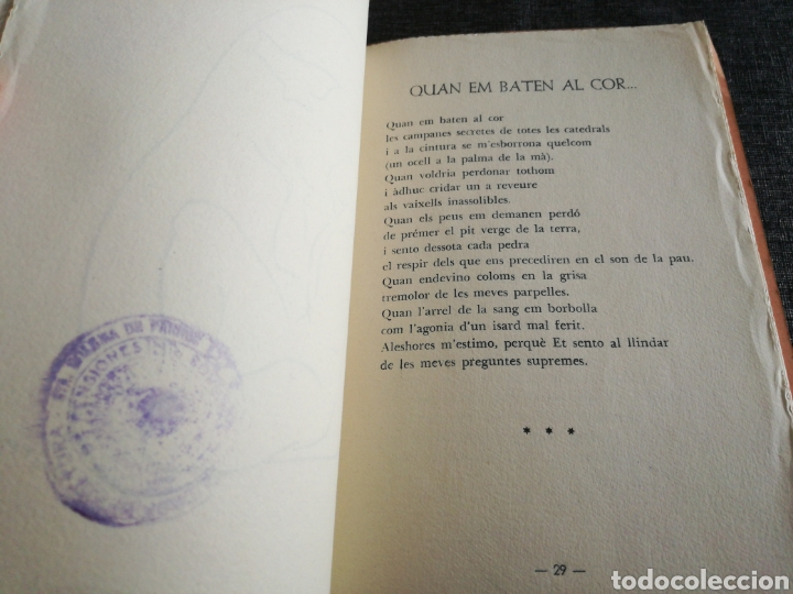 Libros de segunda mano: LAIGUA NEGRA - RAMON FOLCH I CAMARASA , EDICIÓ NUMERADA - IL. JOSEP GRESELY - Foto 6 - 135585014