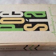 Libros de segunda mano: POESIA-GLORIA FUERTES/ ANTOLOGIA POETICA 1950-1969-SELECCIONES DE POESIA ESPAÑOLA. Lote 135822334