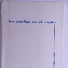 Libros de segunda mano: LOS SUEÑOS EN EL CAJÓN. JOSÉ BATLLÓ SAMÓN. BILBAO 1961. Lote 135900738