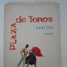 Libros de segunda mano: M. CONCOSTRINA - PLAZA DE TOROS SONRTOS EDITORIAL ORIENS MADRID 1964. Lote 136790474