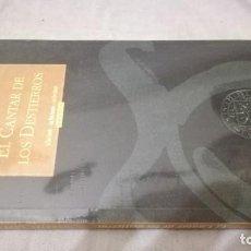 Libros de segunda mano: EL CANTAR DE LOS DESTIERROS-GABRIEL SOPEÑA-LAS TRES SORORES-PRAMES-NUEVO PRECINTADO. Lote 137176630