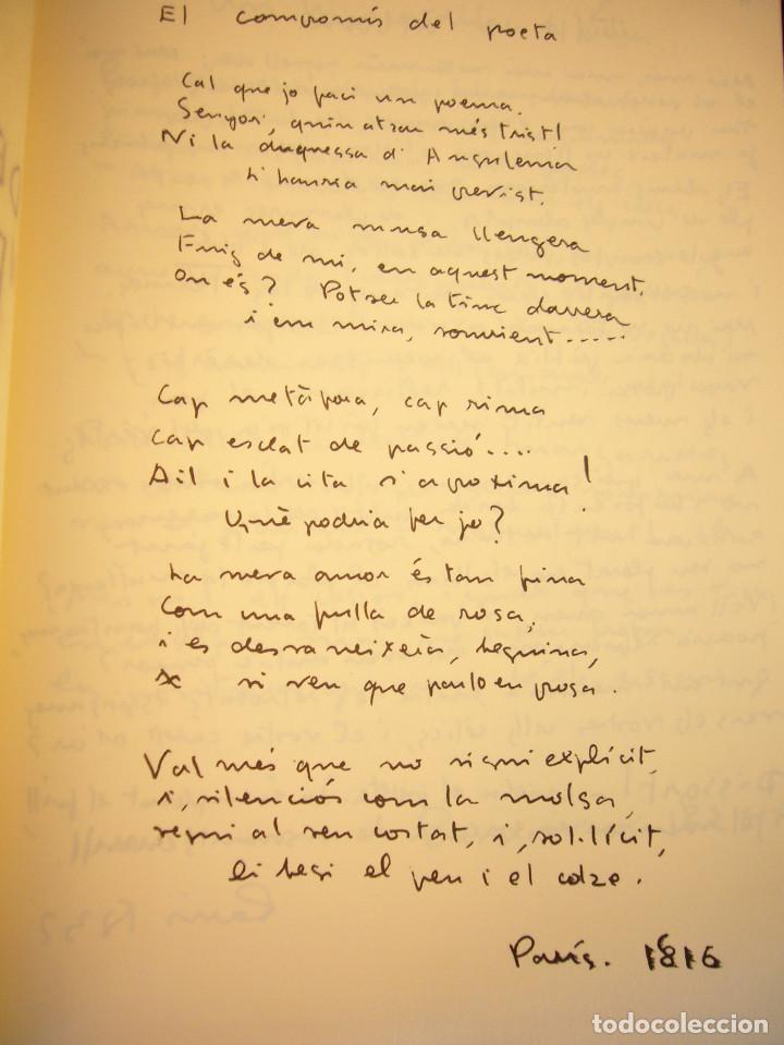 Màrius Torres Reculls De Poemes 1927 1936 Ed Vendido En