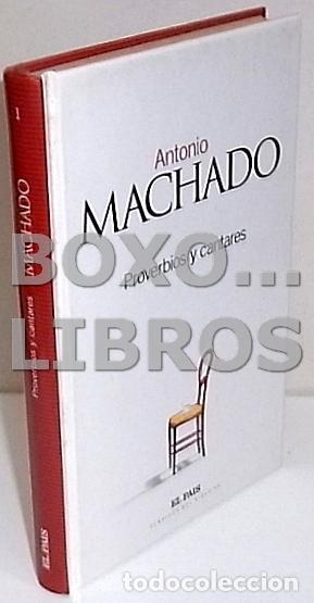 MACHADO, Antonio. Proverbios y cantares segunda mano