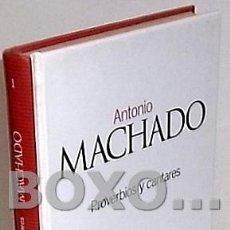 Libros de segunda mano - MACHADO, Antonio. Proverbios y cantares - 137270276