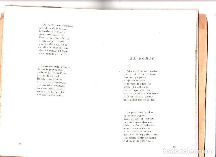 Libros de segunda mano: BAJAREQUE. HELIODORO G. CELESTRIN. CON DEDICATORIA Y FIRMA DEL AUTOR. LA HABANA 1951. - Foto 4 - 137305946