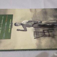 Libros de segunda mano: HOMBRE EN UN JARDIN CON LIRIOS LILAS Y DOS AMAPOLAS-TERESA AGUSTIN/ LAS TRES SORORES-PRAMES-NUEVO. Lote 137359970