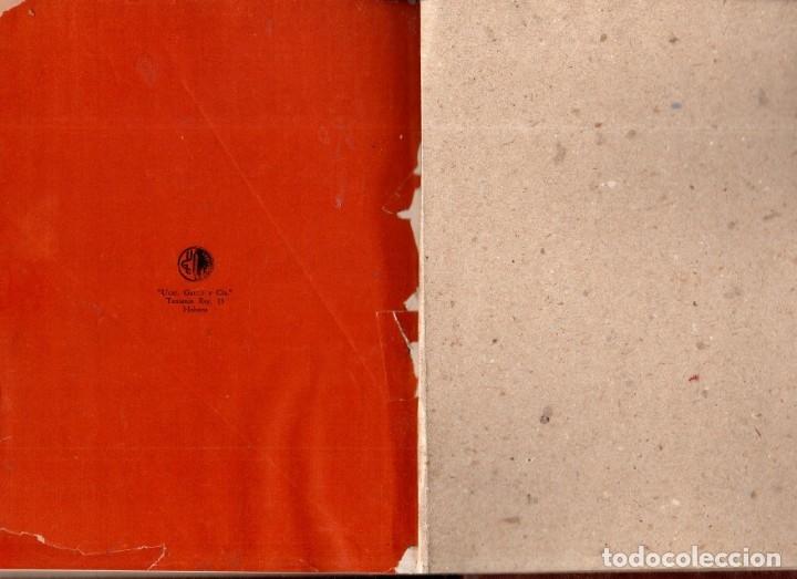 Libros de segunda mano: SABOR ETERNO. POEMAS. EMILIO BALLAGAS. LA HABANA, 1939. CON DEDICATORIA Y FIRMA DEL AUTOR. LEER. - Foto 8 - 137393794