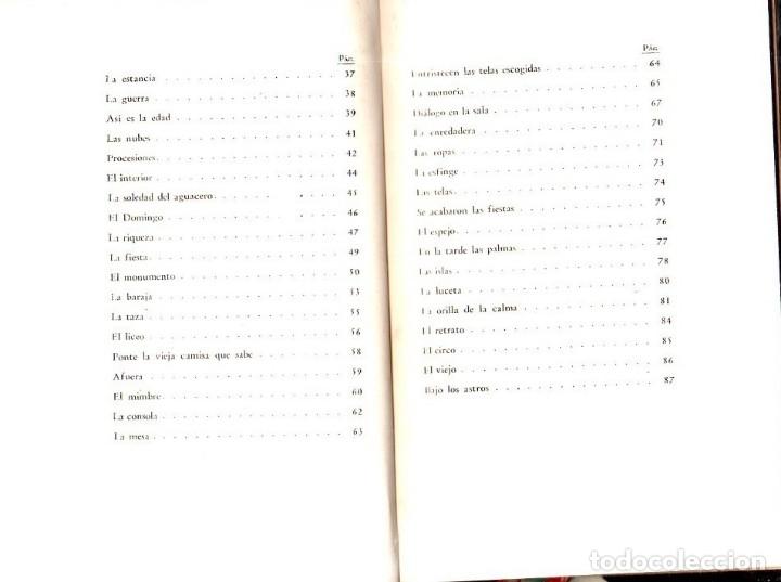 Libros de segunda mano: POR LOS EXTRAÑOS PUEBLOS. ELISEO DIEGO. 1ª EDICION. LA HABANA, 1958. - Foto 5 - 137964830