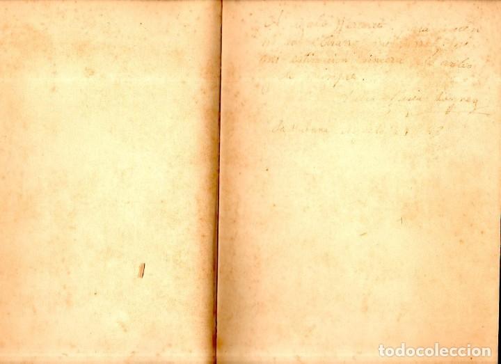 Libros de segunda mano: JUEGOS DE AGUA. DULCE MARIA LOYNAZ. 1º EDICION. CON DEDICATORIA Y FIRMA DEL AUTOR. 1947. LEER. - Foto 2 - 137973490