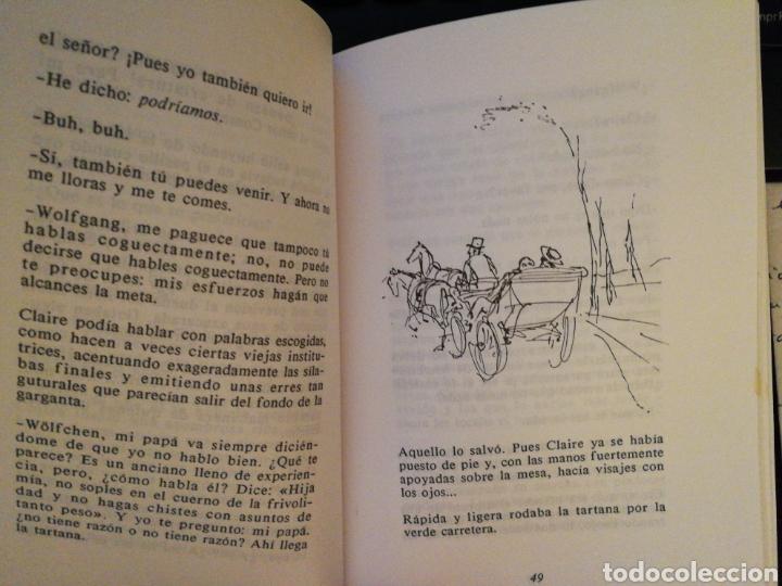Libros de segunda mano: Kurt Tucholsky: Rheisenberg, un libro ilustrado para amantes, trad. Sanchez Pascual, il. M Schwimmer - Foto 2 - 138964766