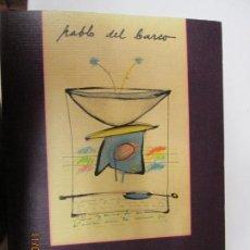Libros de segunda mano: ITINAMARIO - PABLO DEL BARCO - SEVILLA 1994 . Lote 140506022