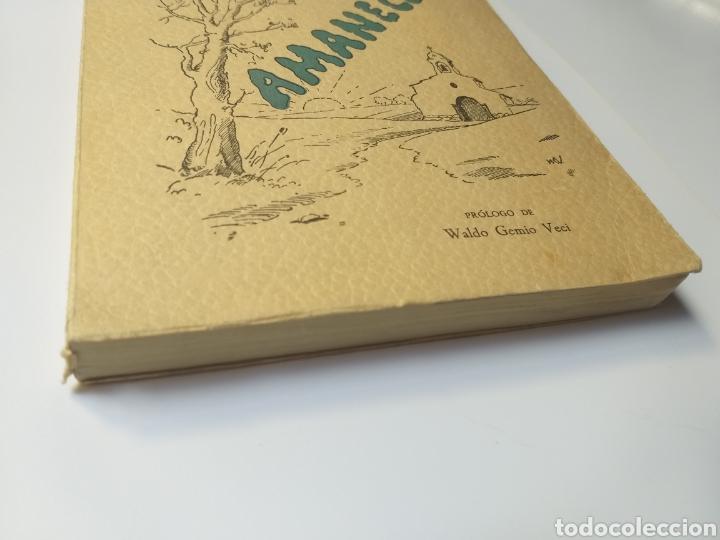 Libros de segunda mano: Poesía . Amanecer José Antonio Vázquez del Águila 1958 - Foto 3 - 140865190