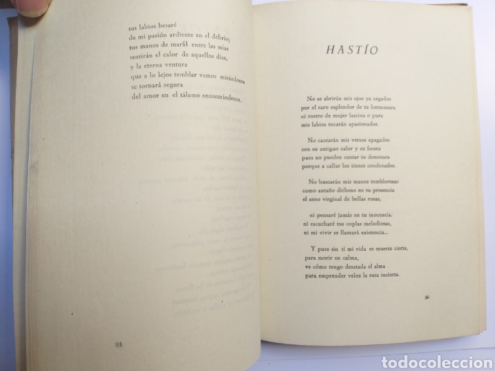 Libros de segunda mano: Poesía . Amanecer José Antonio Vázquez del Águila 1958 - Foto 8 - 140865190