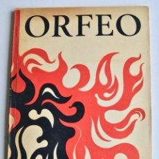 Libros de segunda mano: ORFEO NºS 19-20. POESÍA ALEMANA ACTUAL. PAUL CELAN, I. BACHMANN, GÜNTER GRASS.SANTIAGO DE CHILE.1966. Lote 141298422