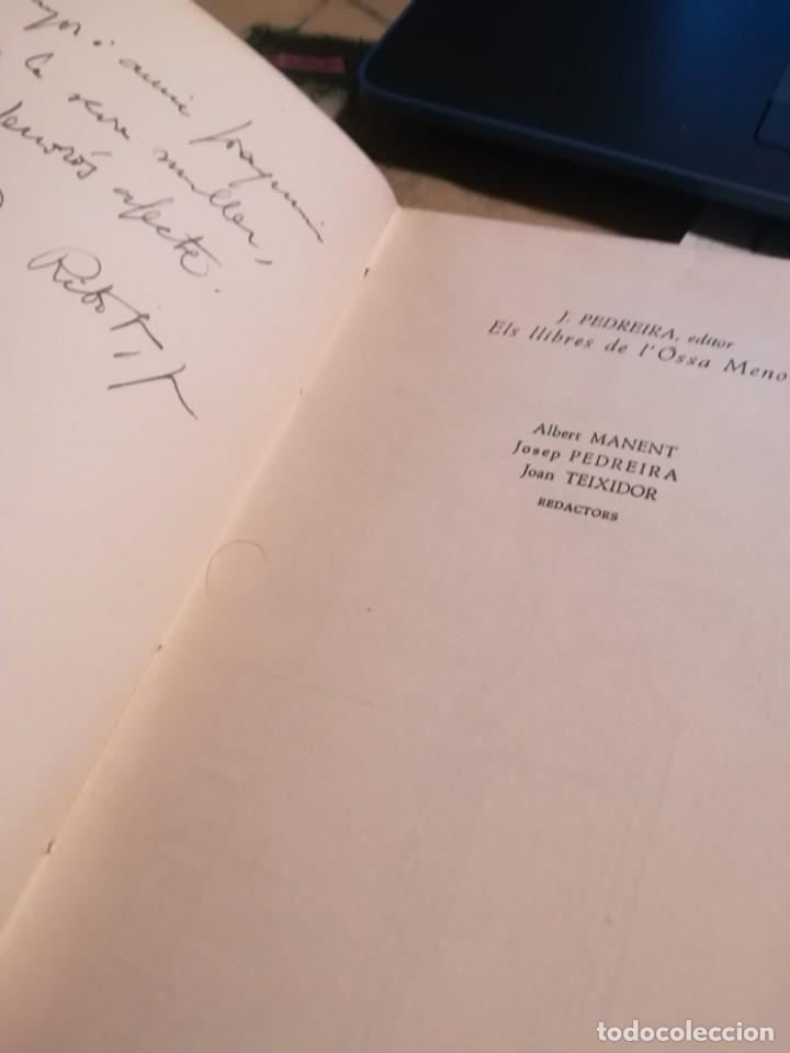 Libros de segunda mano: Si el gra no mor... - Pere Ribot, Pvre. - 1959 - Exemplar dedicat i signat per l'autor - en català - Foto 3 - 141691562