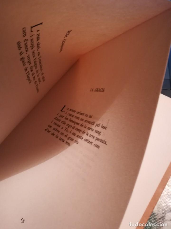 Libros de segunda mano: Si el gra no mor... - Pere Ribot, Pvre. - 1959 - Exemplar dedicat i signat per l'autor - en català - Foto 5 - 141691562
