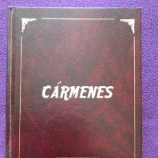 Libros de segunda mano: CÁRMENES. MANUEL FERNÁNDEZ MOTA. 2007. Lote 142069150