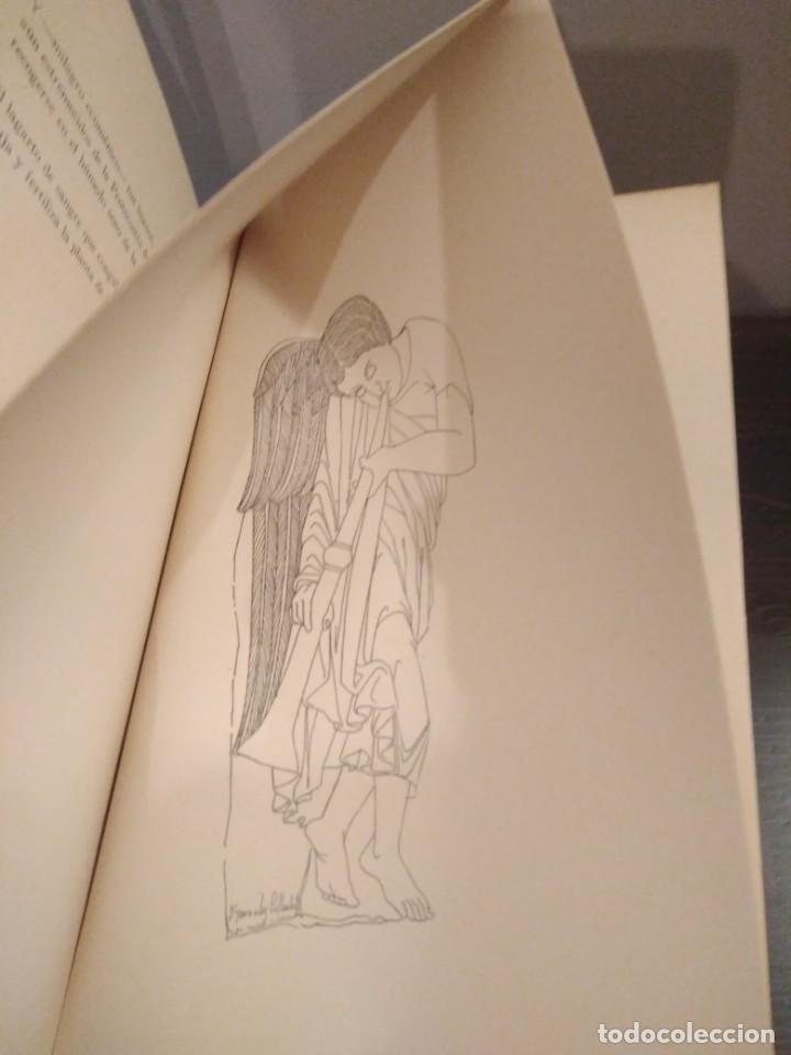 Libros de segunda mano: GERARDO DIEGO - ANGELES DE COMPOSTELA - NUEVA VERSIÓN COMPLETA 1961 - Foto 7 - 142321274