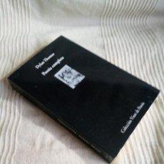 Libros de segunda mano: DYLAN THOMAS . POESÍA COMPLETA . VISOR SIN LEER. . Lote 142432306