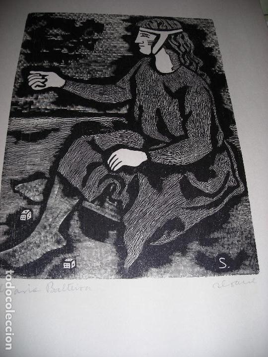 Libros de segunda mano: CATRO POEMAS GALEGOS LUIS SEOANE JULIÁN BAUTISTA LORENZO VARELA TIRADA DE 100 EJEMPLARES - Foto 2 - 143185698