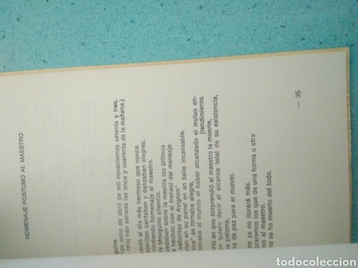 Libros de segunda mano: POEMAS DEL DOLOR Y LA MUERTE 1976.FRANCISCO J.VERGARA.EL VISO DEL ALCOR.MM - Foto 4 - 143572653