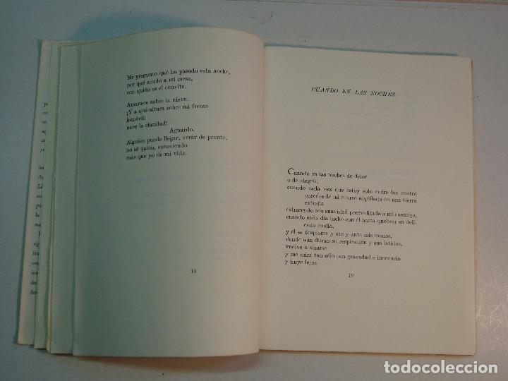 Libros de segunda mano: Lote Jose Angel Valente (4 libros) - Foto 5 - 144293350