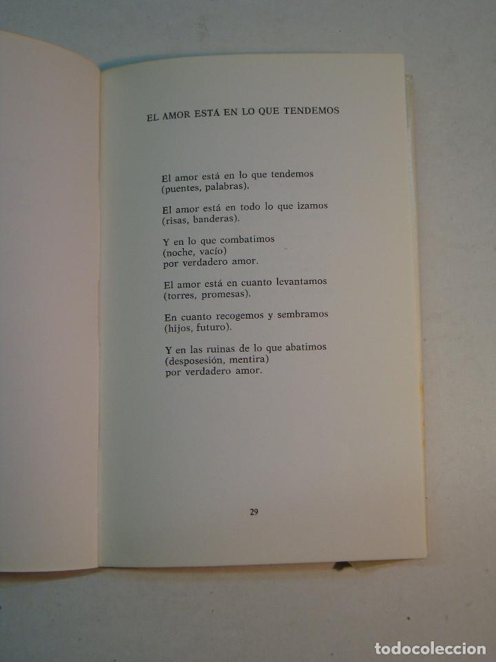 Libros de segunda mano: Lote Jose Angel Valente (4 libros) - Foto 7 - 144293350