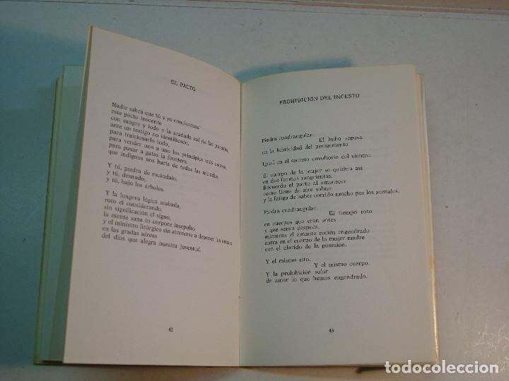 Libros de segunda mano: Lote Jose Angel Valente (4 libros) - Foto 8 - 144293350