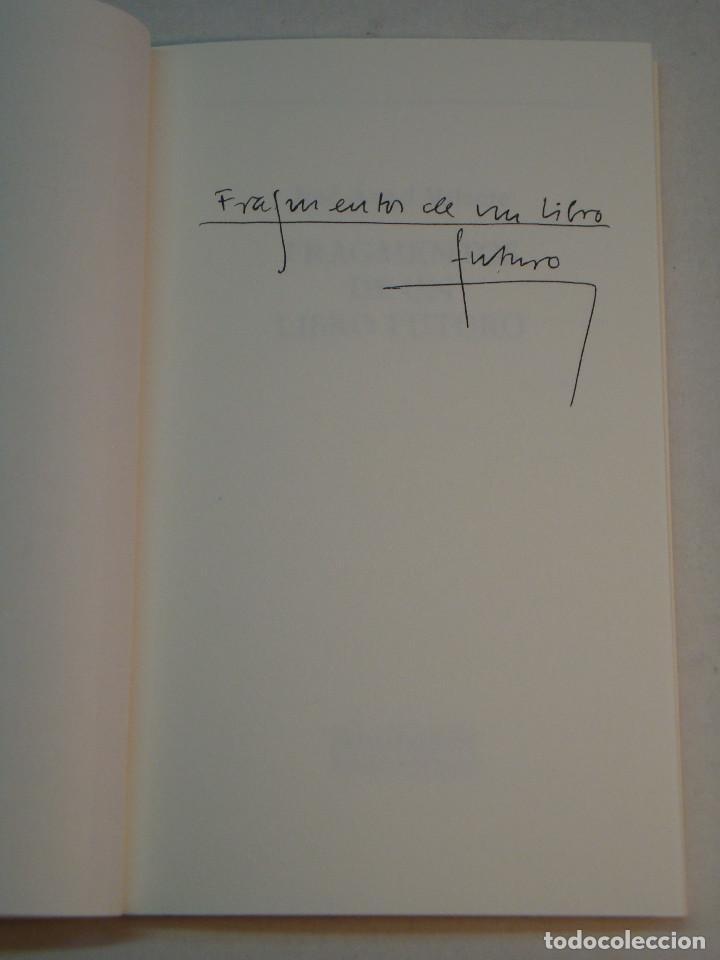 Libros de segunda mano: Lote Jose Angel Valente (4 libros) - Foto 13 - 144293350