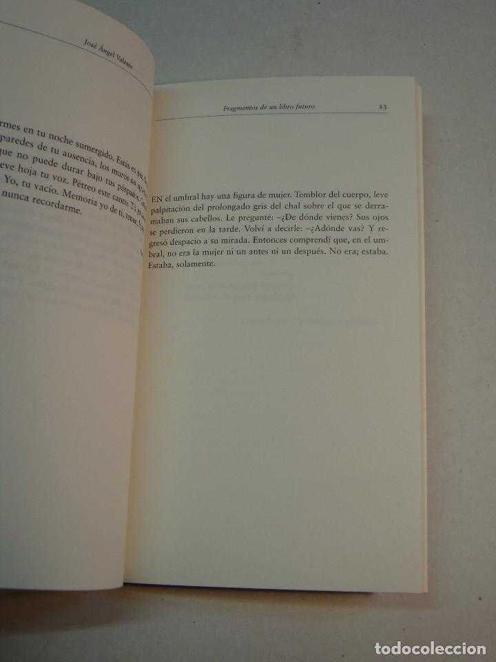 Libros de segunda mano: Lote Jose Angel Valente (4 libros) - Foto 16 - 144293350