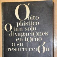 Libros de segunda mano: OBITO PLASTICO, FARRARONS, VER TARIFAS ECONOMICAS ENVIOS. Lote 144494054