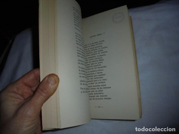 Libros de segunda mano: COSES Y COSADIELLES(SEMBLANZAS EN DIALECTO BABLE).BERNARDO GUARDADO RODRTIGUEZ.AVILES 1975 - Foto 5 - 144780050
