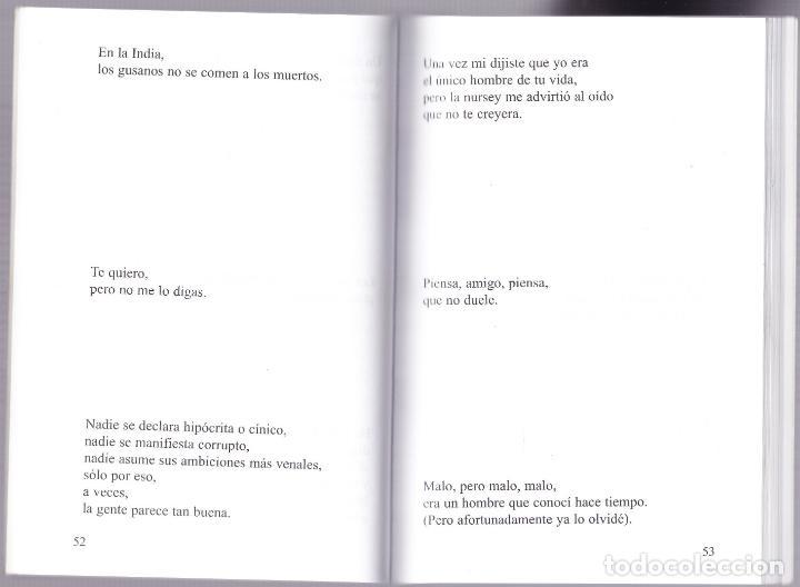 Libros de segunda mano: AUTORIZADO A VIVIR - EPIGRAMAS - EDUARDO MAZO - 2006 - Foto 2 - 145116794