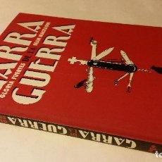 Libros de segunda mano: 2002 - GLORIA FUERTES / MACKAOUI - LA GARRA DE LA GUERRA - MEDIA VACA. Lote 146688178