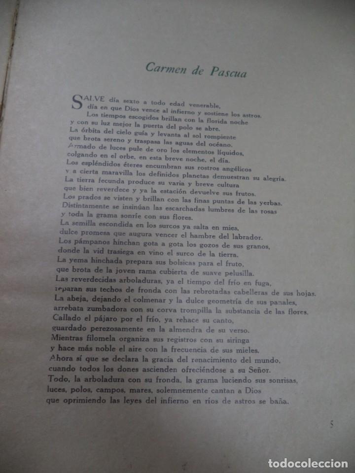 Libros de segunda mano: POEMAS. ANGEL GAZTELU. CUADERNOS ESPUELA DE PLATA. LA HABANA, CUBA. 1940. - Foto 6 - 146994006