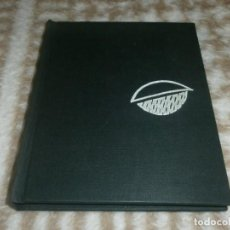 Libros de segunda mano: LIBRO DE COLECCIÓN LOS OJOS DE AHAB - ANTONIO MERINO DIBUJOS QUIJANO EDIC. LIMITADA 99 EJEMPLARES . Lote 147005418