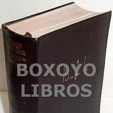 Libros de segunda mano: GARCÍA LORCA, FEDERICO. OBRAS COMPLETAS. AGUILAR. OBRAS ETERNAS. 6ª EDICIÓN. Lote 147178925