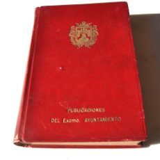 Libros de segunda mano: G.PINTADO. EN LA ANTIGUA BURGOS. CABEZA DE CASTILLA. POEMAS. 1942.. Lote 147212162