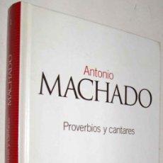 Libros de segunda mano: PROVERBIOS Y CANTARES - ANTONIO MACHADO - ENE. Lote 147368042