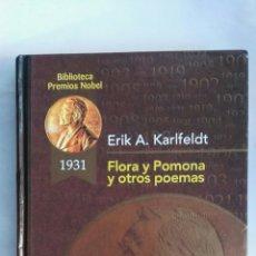 Libros de segunda mano: FLORA Y PONOMA Y OTROS POEMAS. Lote 147657118