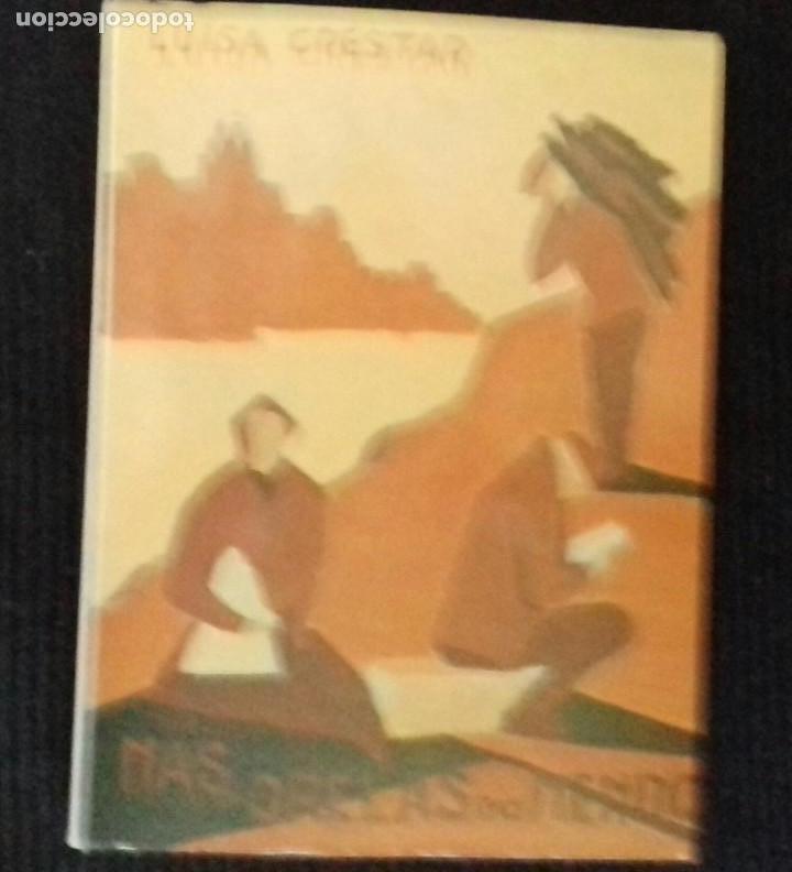 NAS ORELAS DO MENDO.. LUISA CRESTAR. IMPRENTA CELTA. LUGO 1982. (Libros de Segunda Mano (posteriores a 1936) - Literatura - Poesía)
