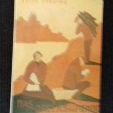 Libros de segunda mano: NAS ORELAS DO MENDO.. LUISA CRESTAR. IMPRENTA CELTA. LUGO 1982.. Lote 147773514