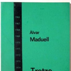 Libros de segunda mano: MADUELL, ÀLVAR - TRETZE NADALS - BARCELONA 1979. Lote 147892864