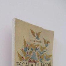 Libros de segunda mano: ESCALA JACOB - POEMES - LLUIS VALERI. Lote 147928202