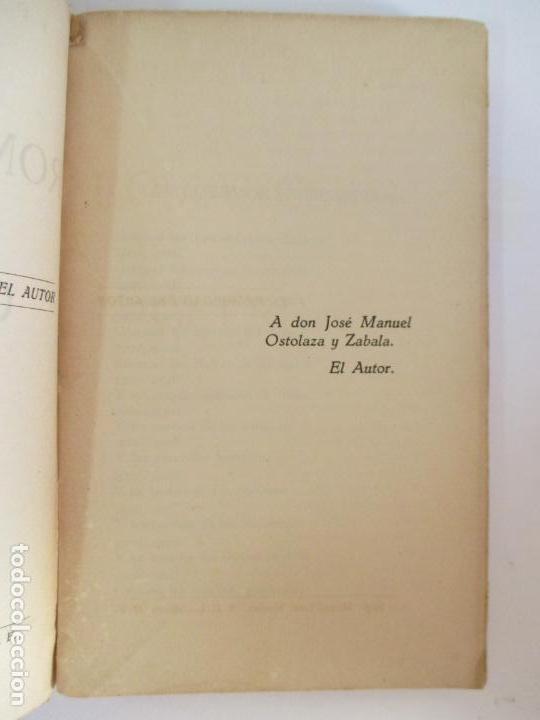 Libros de segunda mano: ROMACERO DE LA GUERRA (ESPAÑA 1936 - 1938) ALFONSO CAMIN. MEXICO 1939. FIRMADO Y DEDICADO AUTOR. - Foto 5 - 148467338