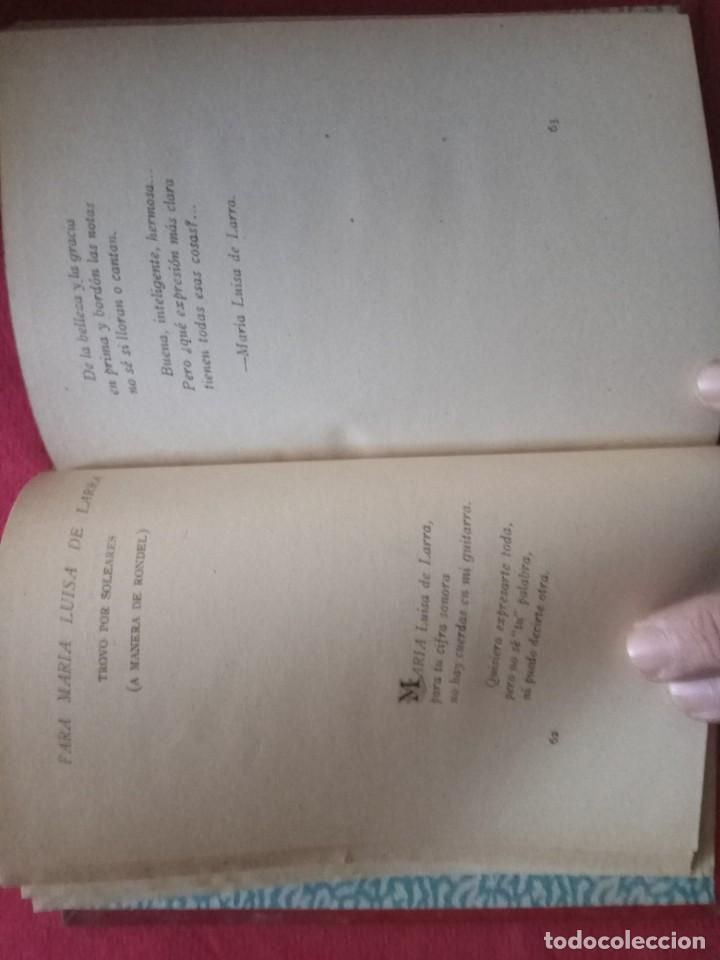 Libros de segunda mano: Cadencias de cadencias. (Nuevas dedicatorias).MANUEL Machado . - Foto 5 - 148490794